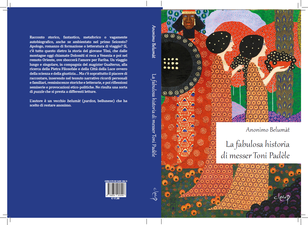 Sezione Veneta - Presentazione libro