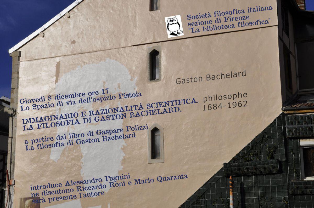 Sezione di Firenze - Gaston Bachelard: Immaginario e razionalità scientifica