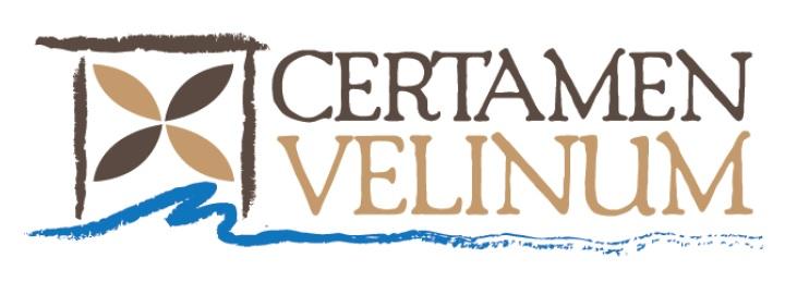Certamen Velinum - Concorso Nazionale di traduzione dal latino e commento di testi filosofici antichi - VI Edizione