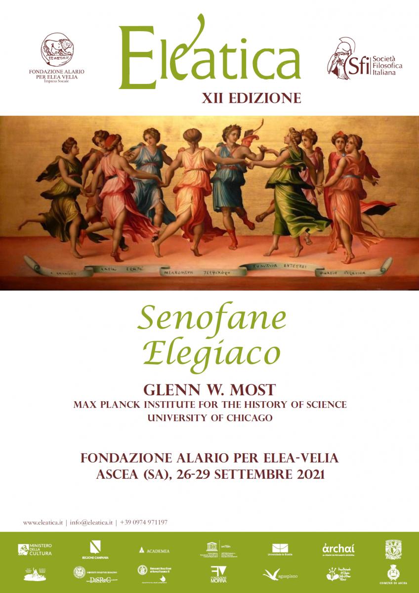 Eleatica XII edizione: Senofane elegiaco