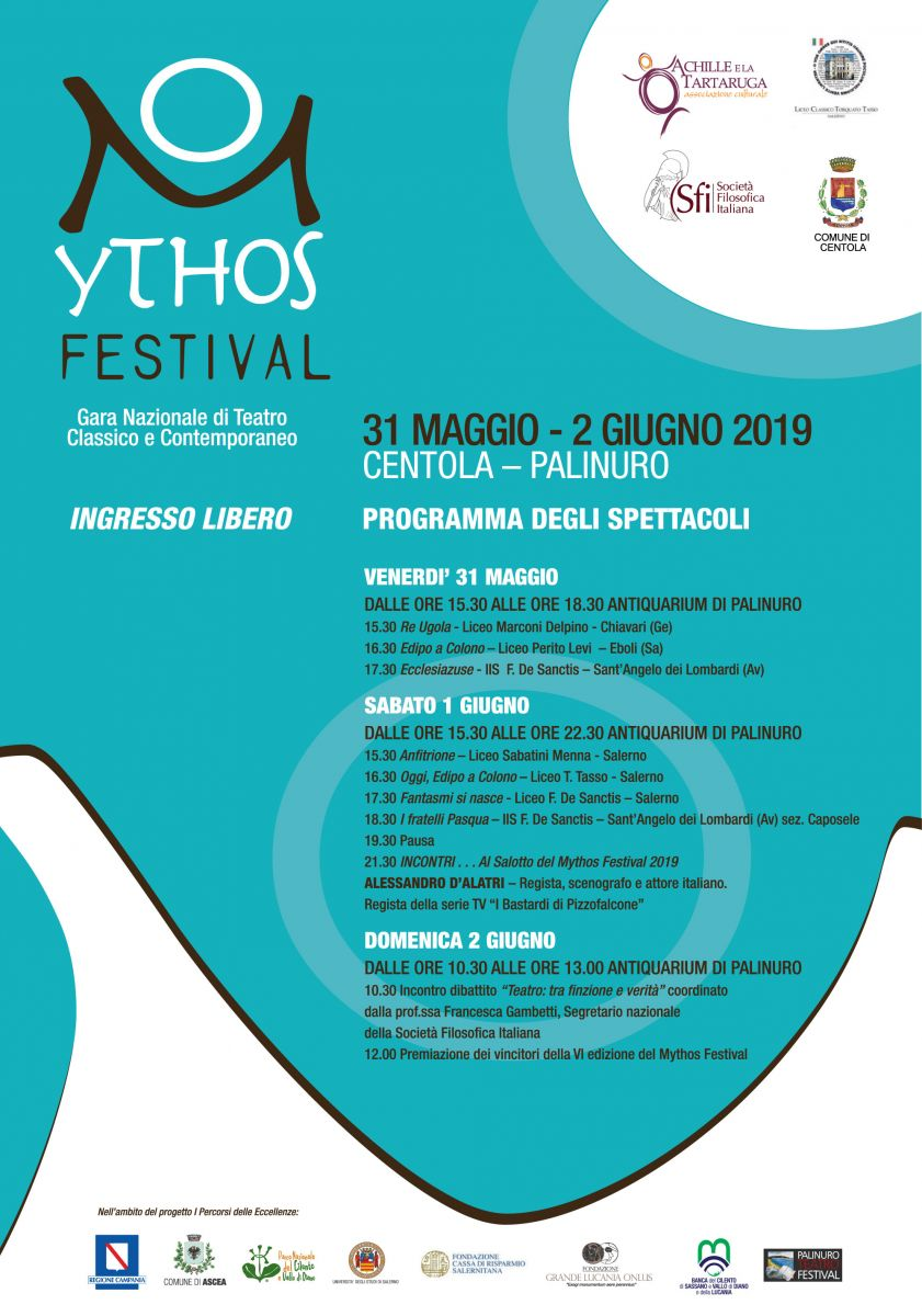 Mythos Festival - Centola-Palinuro