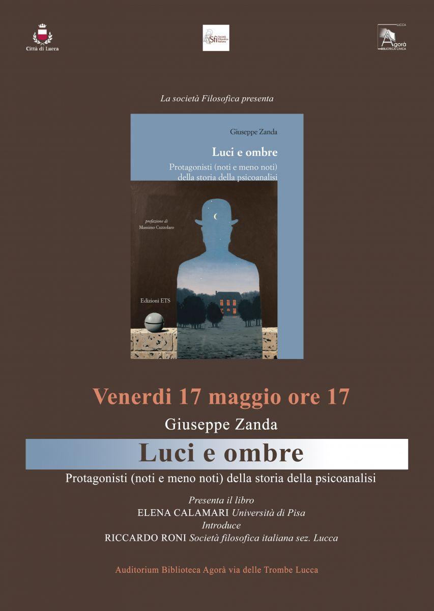 Presentazione libro: Giuseppe Zanda, Luci e ombre