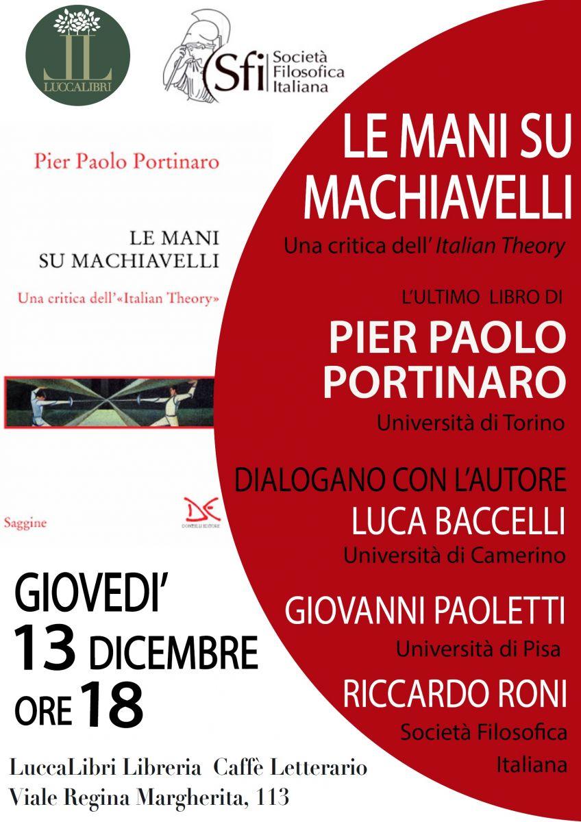 Le mani su Machiavelli: Una critica all'Italian Theory