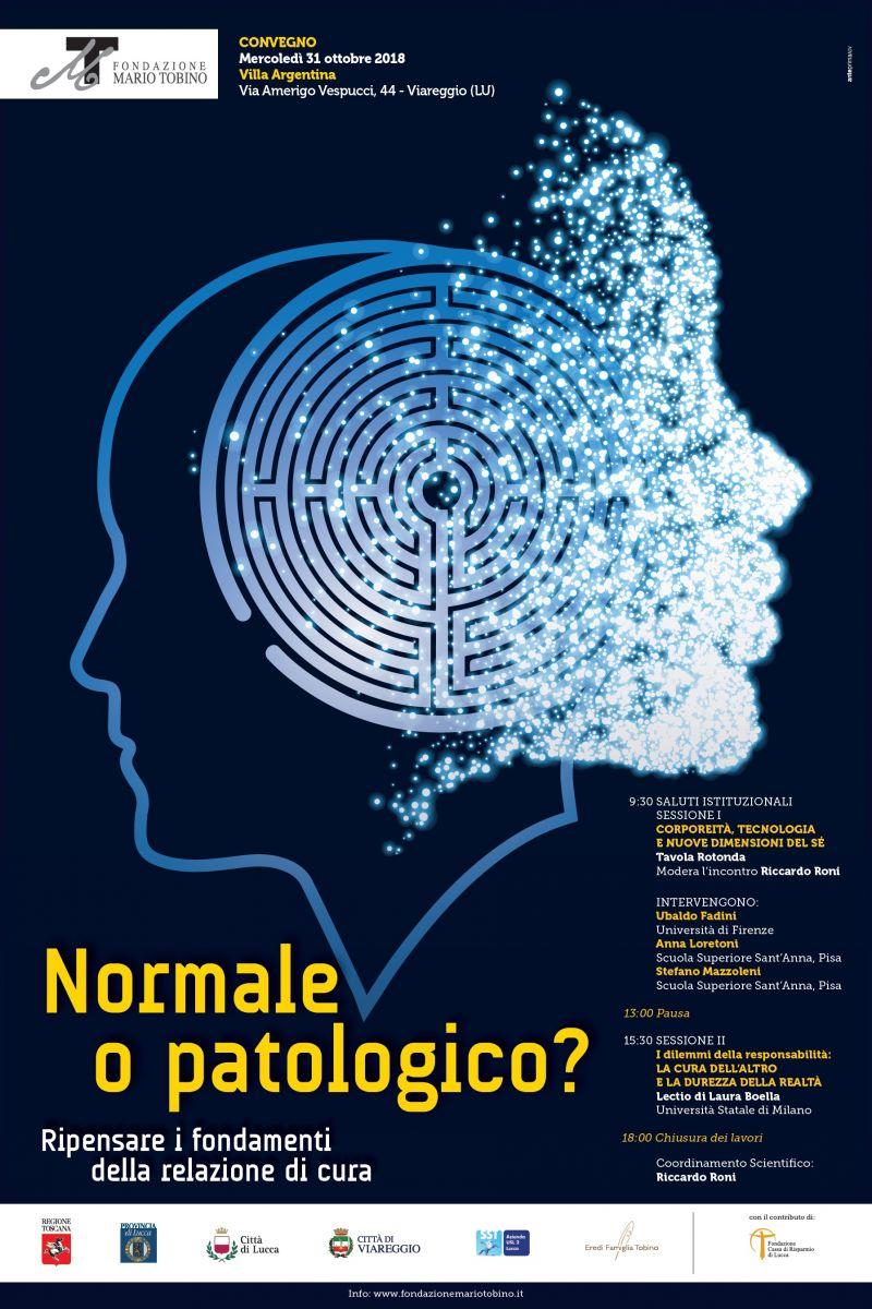 Sezione lucchese - Normale o patologico? Ripensare i fondamenti della relazione di cura