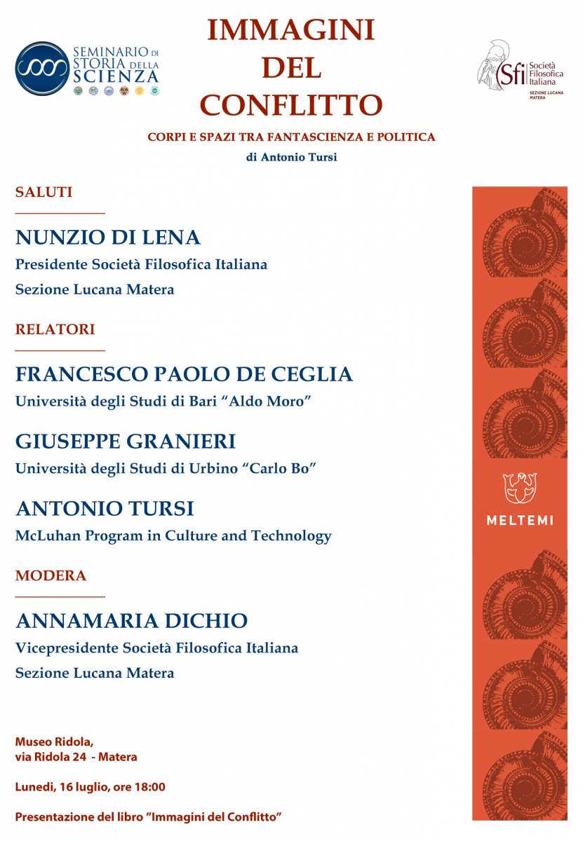 Sezione Lucana di Matera - IMMAGINI DEL CONFLITTO