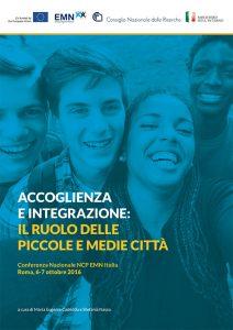 """Pubblicato il volume """"Accoglienza e integrazione: il ruolo delle piccole e medie città"""""""