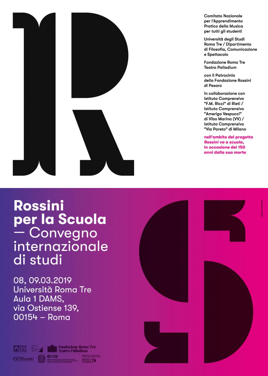 Rossini per la Scuola - Convegno internazionale di studi