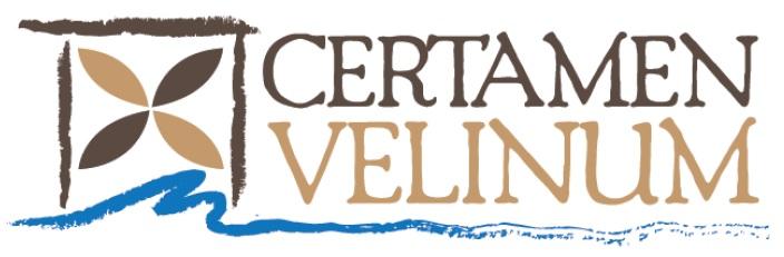 Certamen Velinum 2017 - Concorso Nazionale di traduzione dal latino e commento di testi filosofici antichi: Ascea (SA) 5 maggio 2017
