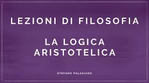Lezioni di filosofia del socio Stefano Palagiano